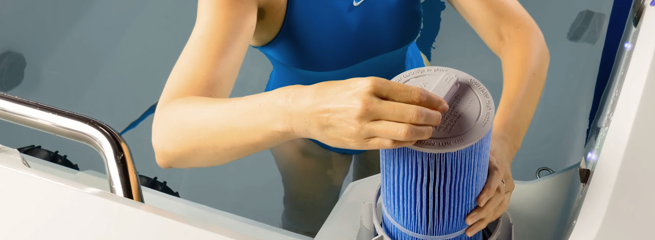 The Best Swim Spa Filtration
